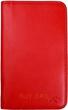 Визитница кожаная настольная Katana k753111 красный
