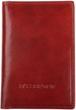Кожаная обложка для паспорта Katana k988056 коньячный