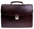 Портфель кожаный Katana k63039 коричневый