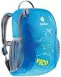 Рюкзак детский Deuter 36043 голубой