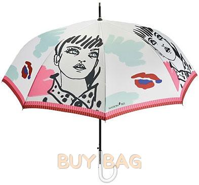 Зонт-трость автомат Perletti 16208