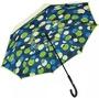 Зонт-трость с подкуполом Doppler 73976505 синий