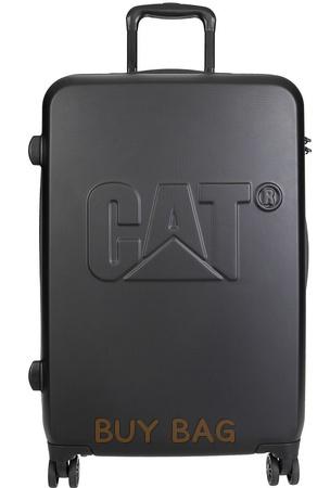 Чемодан пластиковый CAT 83549
