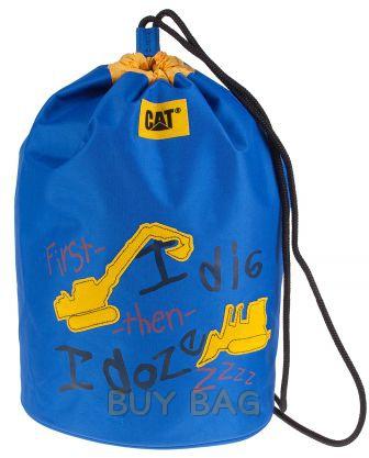 Рюкзак на затяжках CAT 82102