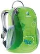 Рюкзак детский Deuter 36043 зеленый