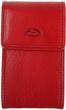 Ключница кожаная Katana k353025 красный